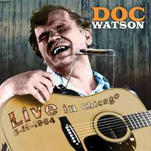 Doc Watson: Live At Purdue University 1964, CD
