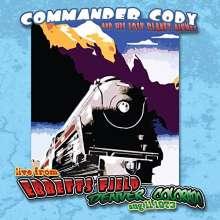 Commander Cody: Live From Ebbetts Field, CD