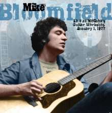 Mike Bloomfield: Live At Mccabe's Guitar Workshop January 1 1977, LP