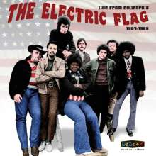The Electric Flag: Live From California, 2 LPs