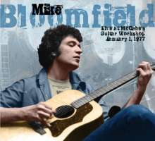 Mike Bloomfield: Live At Mccabe's Guitar Workshop January 1 1977, CD