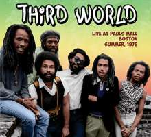 Third World: Live At Paul's Mall Boston, Summer 1976, CD