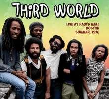 Third World: Live At Paul's Mall Boston, Summer 1976, CD