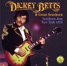 Dickey Betts: Southern Jam: New York 1978, 2 CDs
