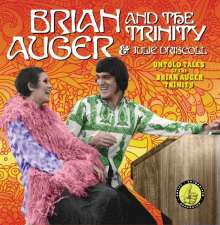 Brian Auger: Untold Tales Of The Brian Auger Holy Trinity: Live, CD
