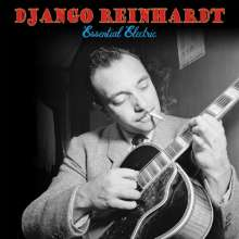 Django Reinhardt (1910-1953): Essential Electric, CD