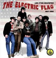 The Electric Flag: Live From California, 2 CDs