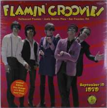 The Flamin' Groovies: Live From The Vaillancourt Fountains: 9/19/79 (Limited-Edition) (Orange W/ Black Swirl Vinyl), LP