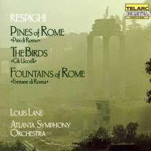 "Ottorino Respighi (1879-1936): Gli Uccelli (""Die Vögel""), CD"