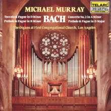 Johann Sebastian Bach (1685-1750): Präludien & Fugen BWV 532 & 544, CD