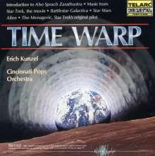 Erich Kunzel: Filmmusik: Erich Kunzel / Cincinnati Pops Orchestra: Time Warp, CD