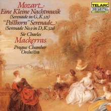 """Wolfgang Amadeus Mozart (1756-1791): Serenaden Nr.9 & 13 """"Kl.Nachtmusik"""", CD"""