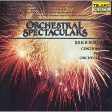 Erich Kunzel - Orchestral Spectaculars, CD