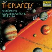 Gustav Holst (1874-1934): The Planets op.32, CD