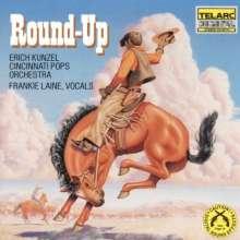Filmmusik: Round Up, CD