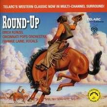 Erich Kunzel: Round-Up, Super Audio CD