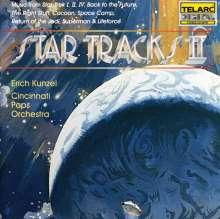 Filmmusik: Star Tracks II, CD