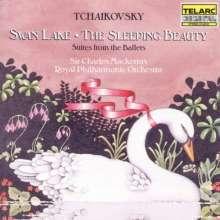 Peter Iljitsch Tschaikowsky (1840-1893): Ballettsuiten, CD