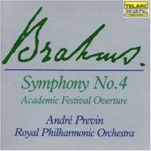 Johannes Brahms (1833-1897): Symphonie Nr.4, CD