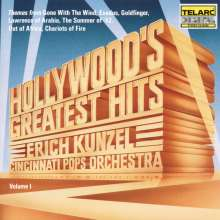 Filmmusik: Hollywood's Greatest Hits, CD