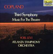 Aaron Copland (1900-1990): Symphonie Nr.3, CD