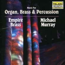 Musik f.Orgel,Bläser & Schlagzeug, CD