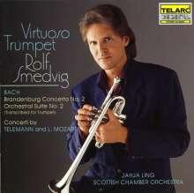 Rolf Smedvig - Virtuoso Trumpet, CD