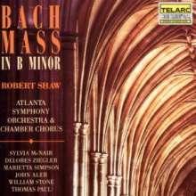 Johann Sebastian Bach (1685-1750): Messe h-moll BWV 232, 2 CDs