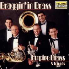 Empire Brass & Friends, CD