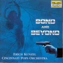 Erich Kunzel: Bond And Beyond, CD