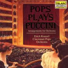 Erich Kunzel - Pops Play Puccini, CD