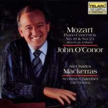 Wolfgang Amadeus Mozart (1756-1791): Klavierkonzerte Nr.19 & 23, CD