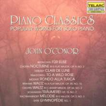 John O'Conor - Popular Works for Piano, CD