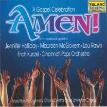 Cincinnati Pops Orchestra: Amen! A Gospel Celebration, CD