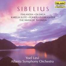 Jean Sibelius (1865-1957): Finlandia op.26,7, CD