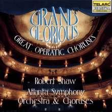 Die großen Opernchöre, CD