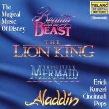 Erich Kunzel: Filmmusik: The Magical Music Of Disney, CD