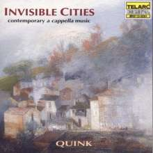Quink Vocal Quintet - Invisible City, CD