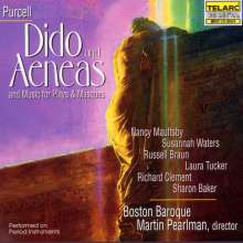 Henry Purcell (1659-1695): Dido & Aeneas, CD