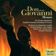 Wolfgang Amadeus Mozart (1756-1791): Don Giovanni (Ausz.), CD