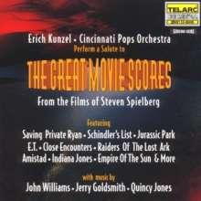 Erich Kunzel: The Great Steven Spielberg Movie Scores, CD