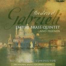 Empire Brass Quintet & Friends - The Glory of Gabrieli, CD