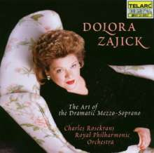 Dolora Zajick - The Art of dramatic Mezzo-Soprano, CD