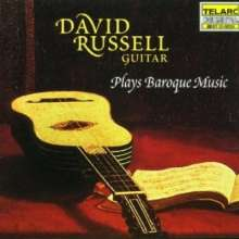 David Russell - Baroque Music, CD