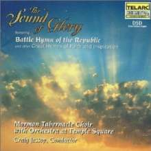Mormon Tabernacle Choir - The Sound of Glory, CD
