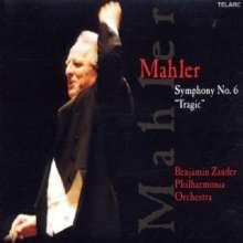 Gustav Mahler (1860-1911): Symphonie Nr.6, 2 CDs