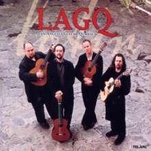 Los Angeles Guitar Quartet - Latin, CD