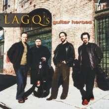 Los Angeles Guitar Quartet - Guitar Heroes, CD