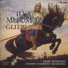 "Reinhold Gliere (1875-1956): Symphonie Nr.3 ""Ilya Murometz"", CD"