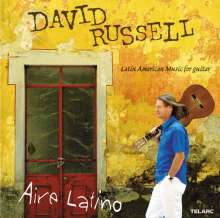 David Russell - Aire Latino, CD